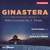 Play & Download Ginastera: Piano Concerto No. 2, Op. 39: IV. Finale. Prestissimo by Xiayin Wang | Napster