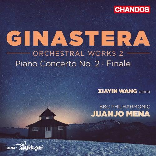 Ginastera: Piano Concerto No. 2, Op. 39: IV. Finale. Prestissimo by Xiayin Wang