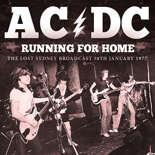 Running for Home (Live) de AC/DC