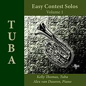 Easy Contest Solos for Tuba, Vol. 1 by Kelly Thomas