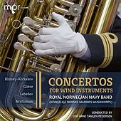 Rimsky-Korsakov, Glière, Lebedev & Arutiunian: Concertos for Wind Instruments by Various Artists