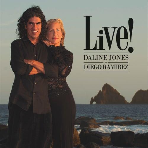 Live! by Daline Jones