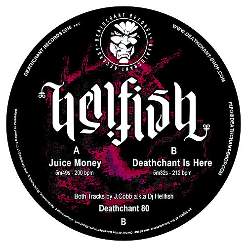 Juice Money by Hellfish