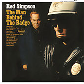 Play & Download The Man Behind The Badge by Red Simpson | Napster