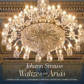 Play & Download Johann Strauss: Waltzes and Arias by Marko Letonja | Napster