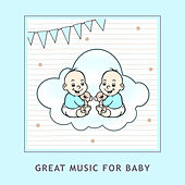 Great Music for Baby – Deep Concentration, Classical Songs for Smarty Pants, Education Music, Smart Toddler by Peaceful Music Baby Club