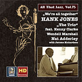 All That Jazz, Vol. 75: Hank Jones