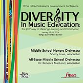Play & Download 2016 Florida Music Educators Association (FMEA): Middle School Honors Orchestra & All-State Middle School Orchestra (Live) by Various Artists | Napster