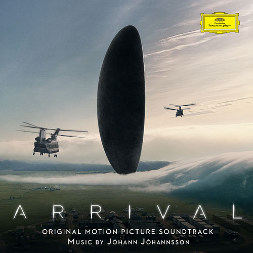 Arrival (Original Motion Picture Soundtrack) von Johann Johannsson