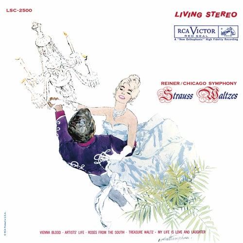 Play & Download Strauss Waltzes by Fritz Reiner | Napster