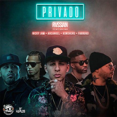 Privado - Single de Rvssian