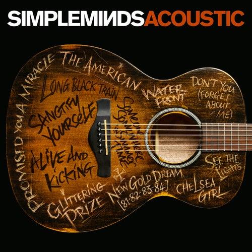 Acoustic von Simple Minds