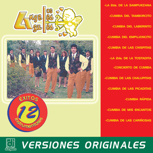 Play & Download 12 Éxitos Instrumentales by Los Angeles Azules | Napster