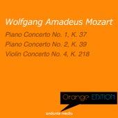 Orange Edition - Mozart: Piano Concerto No. 1, 2 & Violin Concerto No. 4, K. 218 by Various Artists