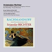 Play & Download Rachmaninoff: Cocerto No. 2 for Piano and Orchestra + Tchaikovsky: Concerto No. 1 for Piano and Orchestra (Bonus Track Version) by Sviatoslav Richter | Napster