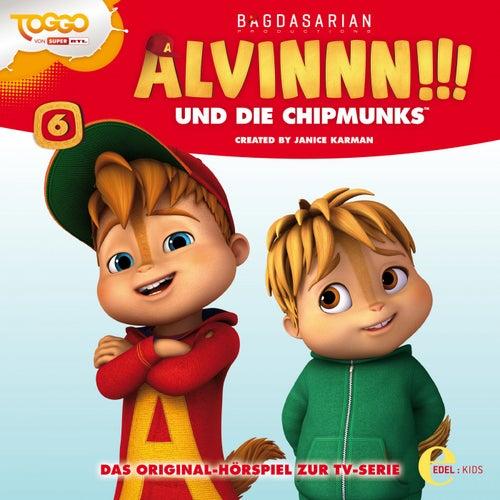 Folge 6: Das Baumhaus (Original Hörspiel zur TV-Serie) von Alvinnn!!! und die Chipmunks