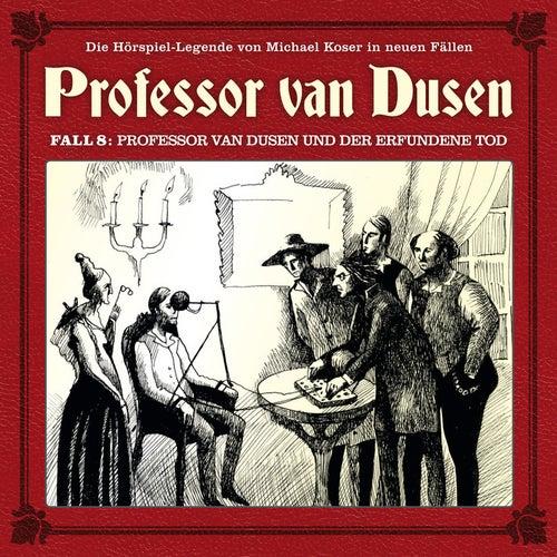 Die neuen Fälle, Fall 8: Professor van Dusen und der erfundene Tod von Professor Dr. Dr. Dr. Augustus van Dusen