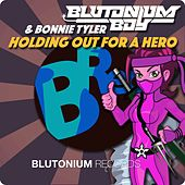 Holding out for a Hero by Blutonium Boy
