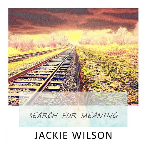 Search For Meaning by Jackie Wilson