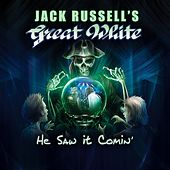 Play & Download He Saw It Coming by Jack Russell's Great White | Napster