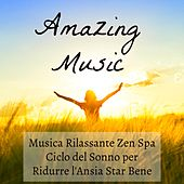 Play & Download Amazing Music - Musica Rilassante Zen Spa Ciclo del Sonno per Ridurre l'Ansia Star Bene con Suoni Meditativi Strumentali Romantici New Age dalla Naura by Various Artists | Napster