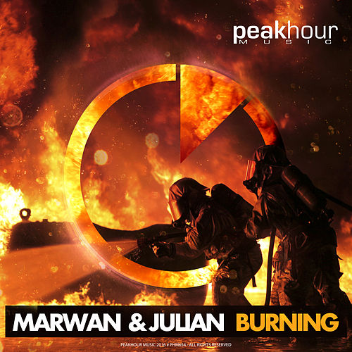 Burning by Marwan