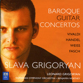 Play & Download Baroque Guitar Concertos by Benjamin Northey | Napster