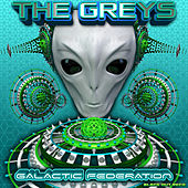 Play & Download Galactic Federation by Los Grey's | Napster