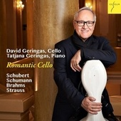 Play & Download Romantic Cello by David Geringas | Napster