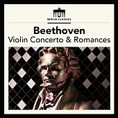 Play & Download Beethoven: Violin Concerto & Romances by Gewandhausorchester Leipzig | Napster