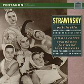 Play & Download Stravinsky: Pulcinella Suite - Jeu de Cartes - Symphony for Wind Instruments by Sofia Philharmonic Orchestra | Napster