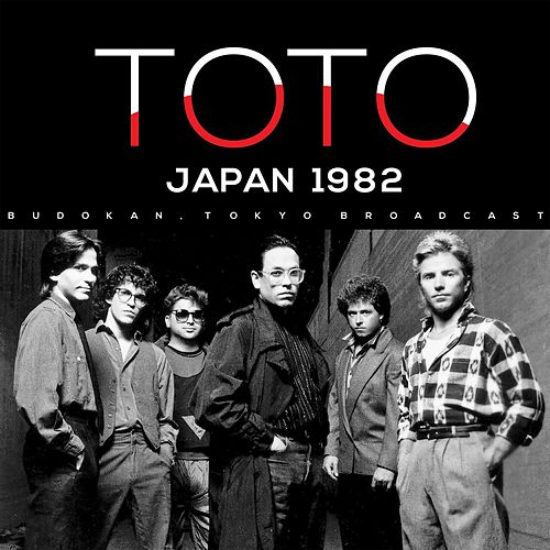 Japan 1982 (Live) von Toto