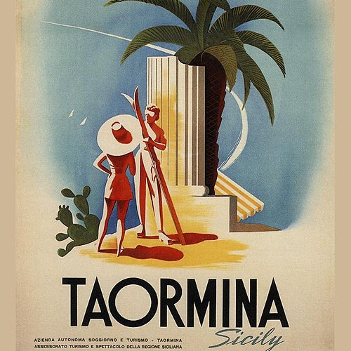 Taormina by Domenico Modugno