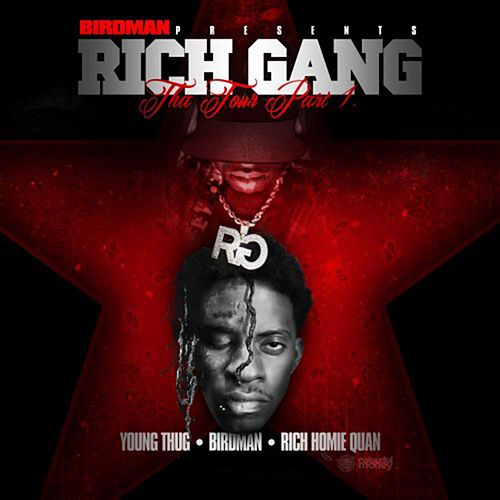 The Tour Part 1 by Rich Gang