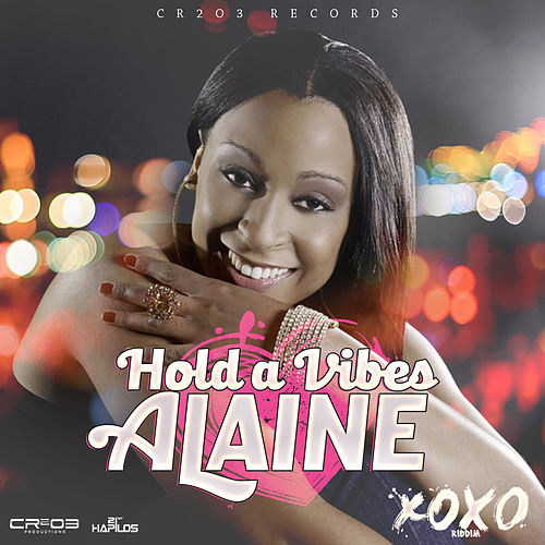 Hold a Vibes - Single by Alaine