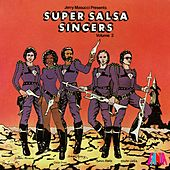 Jerry Masucci Presents Super Salsa Singers, Vol. 2 by Various Artists