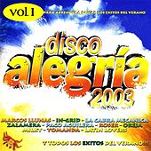 Disco Alegría 2003, Vol. I by Various Artists