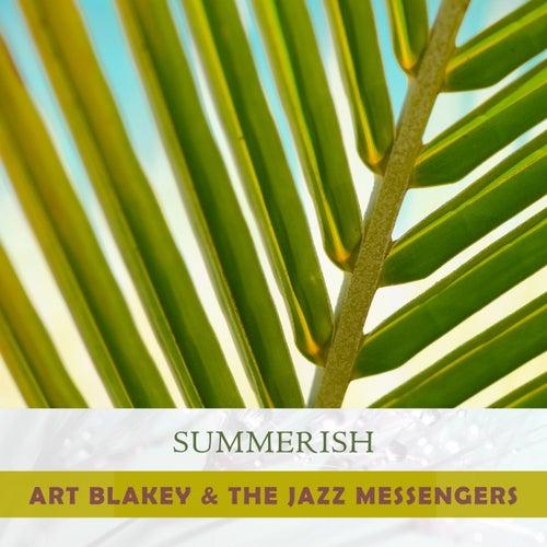 Summerish von Art Blakey