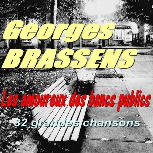 Bonhomme de georges brassens napster - Brassens les amoureux des bancs publics ...