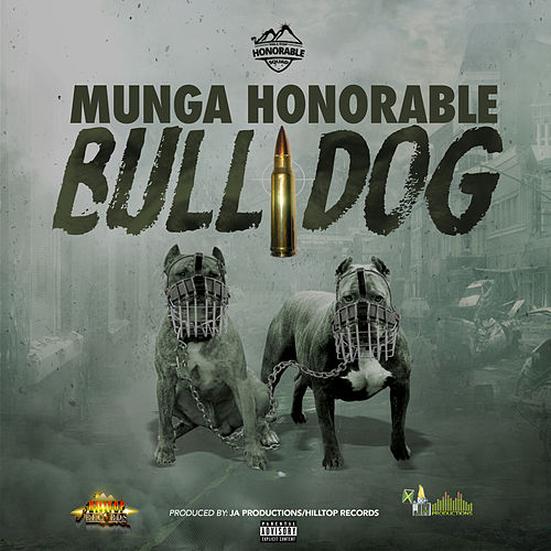 Bull Dog - Single by Munga