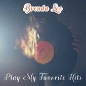 Play My Favorite Hits de Brenda Lee