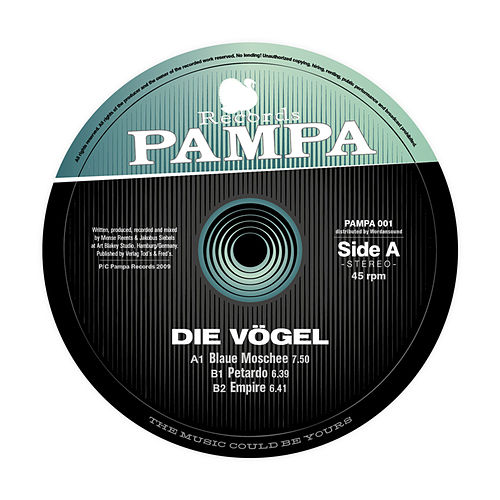 Play & Download Blaue Moschee by Die Vögel | Napster