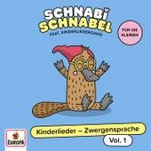 Liederzwerge - Lieder & Kniereiter aus dem Baby-Kurs (wie Pekip) von Lena, Felix & die Kita-Kids