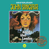 Tonstudio Braun, Folge 54: Angst über London by John Sinclair