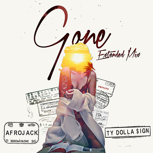 Play & Download Gone (feat. Ty Dolla $ign) (Extended Mix) by Afrojack | Napster