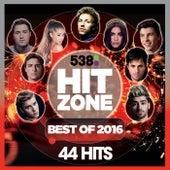 538 Hitzone - Best Of 2016 van Various Artists