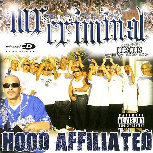 Hood Affiliated by Various Artists