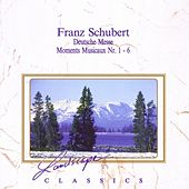 Play & Download Franz Schubert: Deutsche Messe F-Dur, D 872 - Moments Musicaux Nr. 1 - 6, op. 94 D 780 by Various Artists | Napster