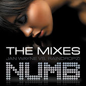 Numb - The Mixes by Jan Wayne