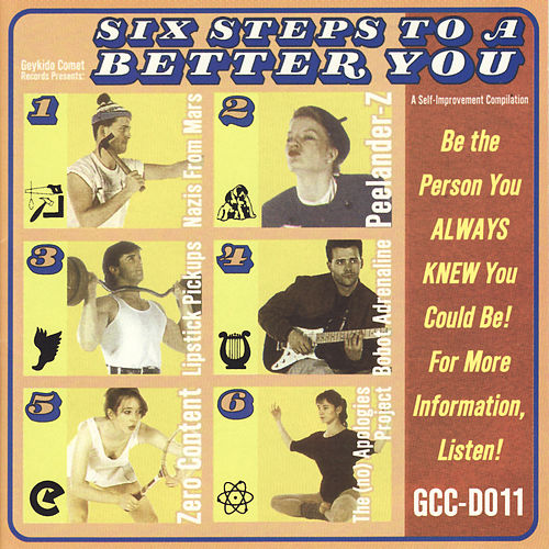 Play & Download Six Steps to a Better You - A Self Improvement Compilation by Various Artists | Napster